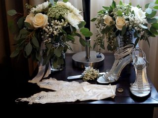The wedding of Kendra and Mike 1