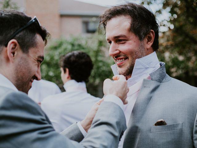 David and Jessica's wedding in Burlington, Ontario 4