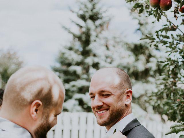 David and Jessica's wedding in Burlington, Ontario 8