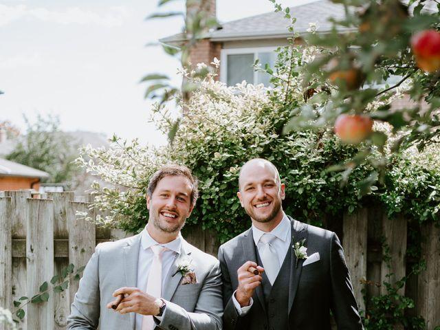 David and Jessica's wedding in Burlington, Ontario 9