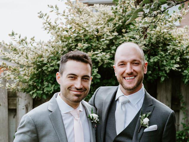 David and Jessica's wedding in Burlington, Ontario 10