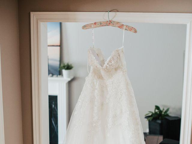 David and Jessica's wedding in Burlington, Ontario 12