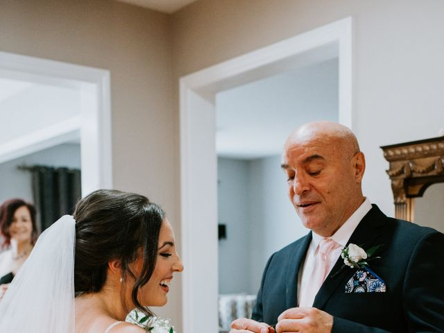 David and Jessica's wedding in Burlington, Ontario 27