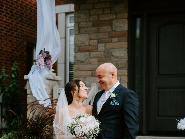 David and Jessica's wedding in Burlington, Ontario 28
