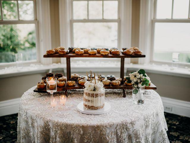David and Jessica's wedding in Burlington, Ontario 36