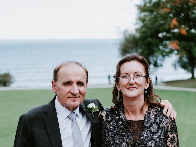 David and Jessica's wedding in Burlington, Ontario 43