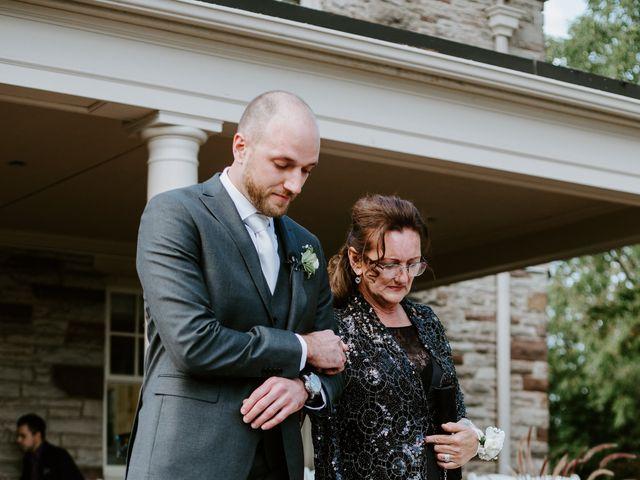 David and Jessica's wedding in Burlington, Ontario 44