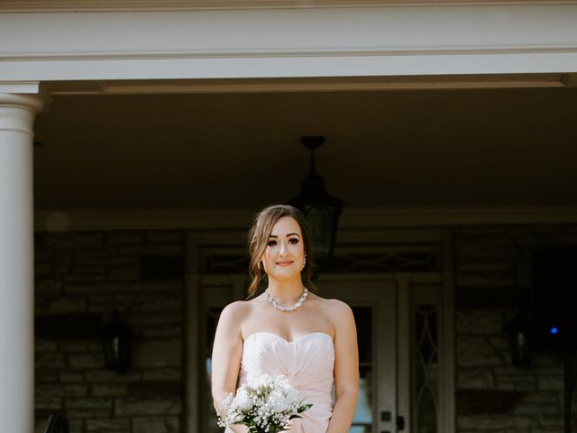 David and Jessica's wedding in Burlington, Ontario 49