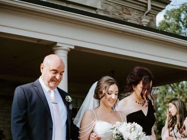 David and Jessica's wedding in Burlington, Ontario 52