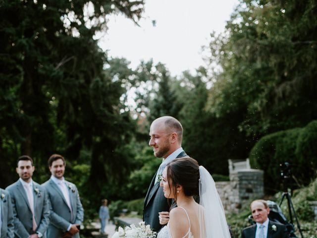 David and Jessica's wedding in Burlington, Ontario 55