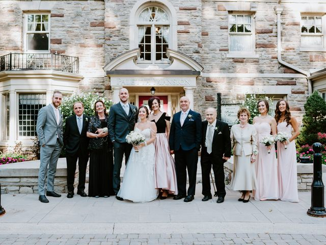 David and Jessica's wedding in Burlington, Ontario 73