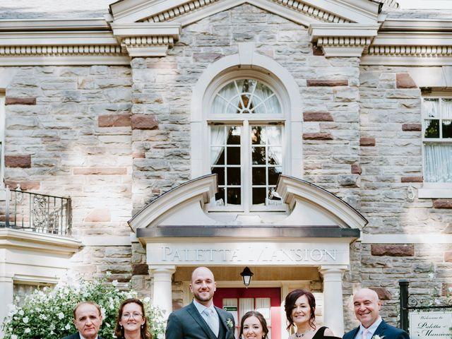 David and Jessica's wedding in Burlington, Ontario 75