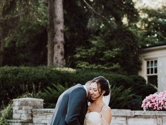 David and Jessica's wedding in Burlington, Ontario 87