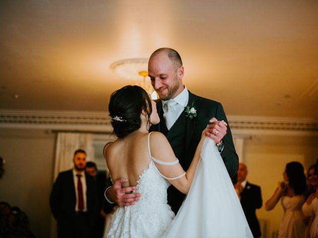 David and Jessica's wedding in Burlington, Ontario 2