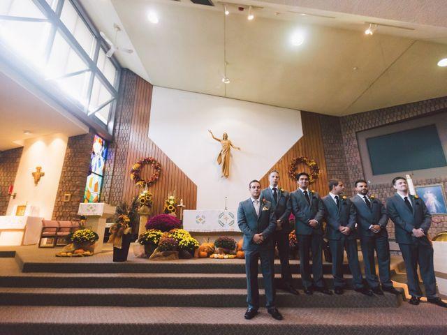 Chris and Amie's wedding in Toronto, Ontario 17