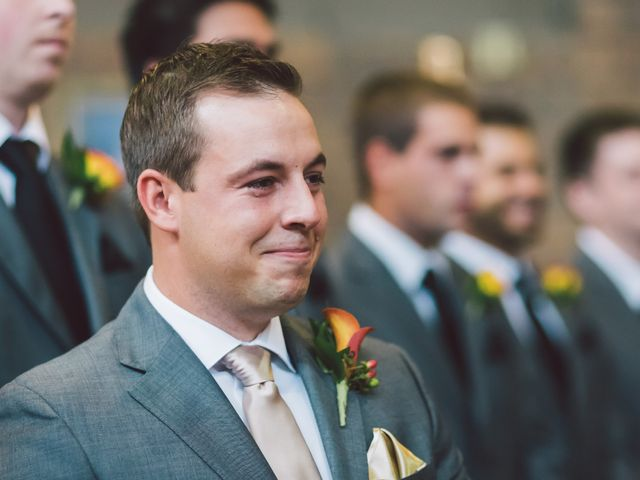 Chris and Amie's wedding in Toronto, Ontario 19