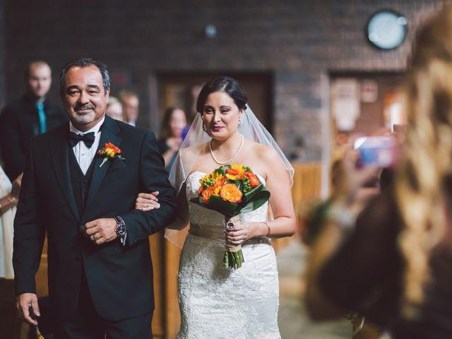 Chris and Amie's wedding in Toronto, Ontario 20