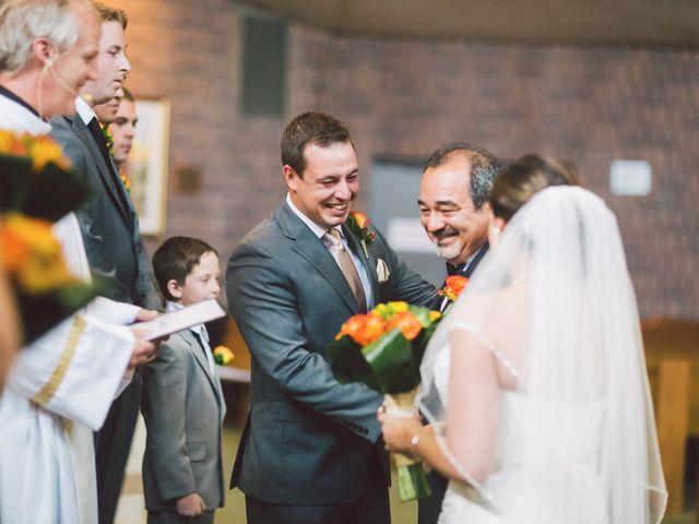 Chris and Amie's wedding in Toronto, Ontario 21