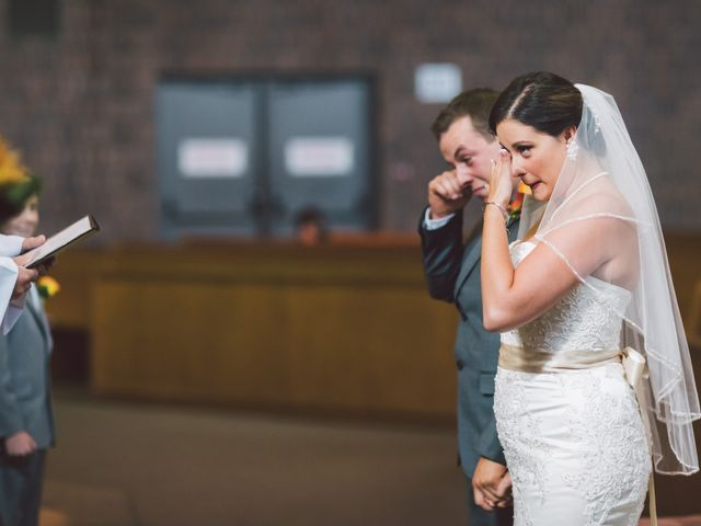 Chris and Amie's wedding in Toronto, Ontario 22