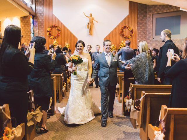 Chris and Amie's wedding in Toronto, Ontario 24