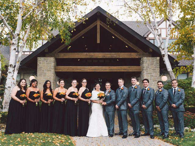 Chris and Amie's wedding in Toronto, Ontario 26