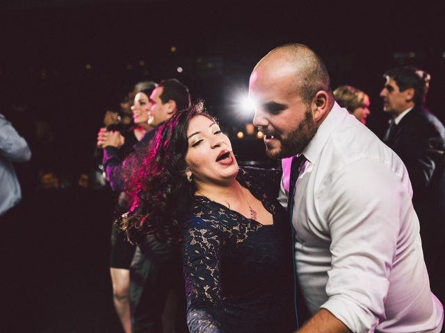 Chris and Amie's wedding in Toronto, Ontario 51