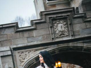 The wedding of Christina and Emelio 1