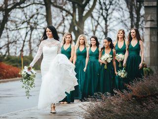 The wedding of Christina and Emelio 2