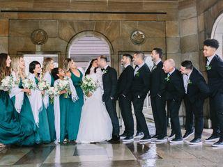 The wedding of Christina and Emelio 3