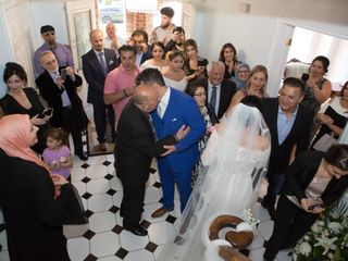 The wedding of Dania and Ayad 3