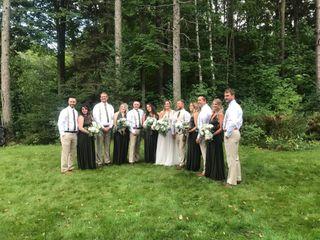 The wedding of Nicole and Jason 2