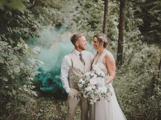 The wedding of Nicole and Jason