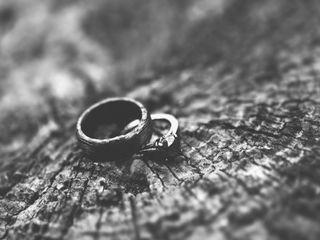 The wedding of Calin  and Joel  1