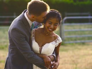 The wedding of Calin  and Joel