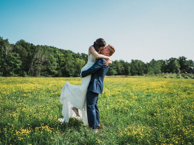 The wedding of Tasha and Beau