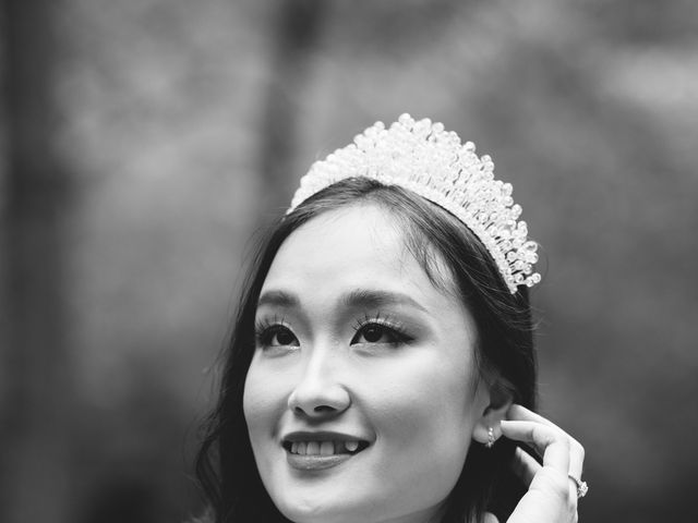 Thien and Nguyen's wedding in Vancouver, British Columbia 6