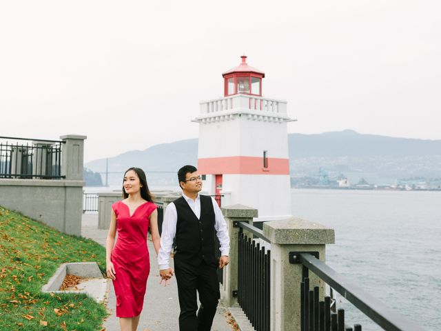 Thien and Nguyen's wedding in Vancouver, British Columbia 9