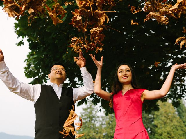 Thien and Nguyen's wedding in Vancouver, British Columbia 13