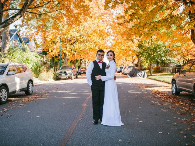 Thien and Nguyen's wedding in Vancouver, British Columbia 27