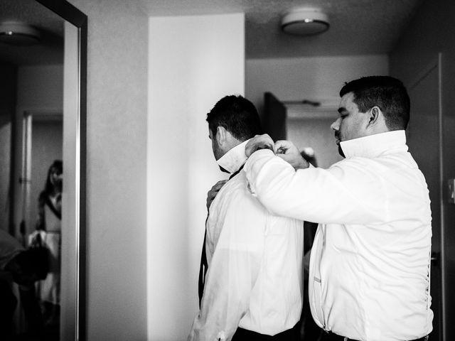 Adam and Chelsea's wedding in Peterborough, Ontario 3