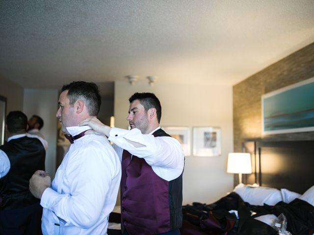 Adam and Chelsea's wedding in Peterborough, Ontario 7