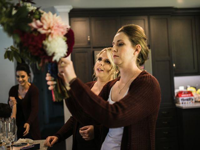 Adam and Chelsea's wedding in Peterborough, Ontario 13