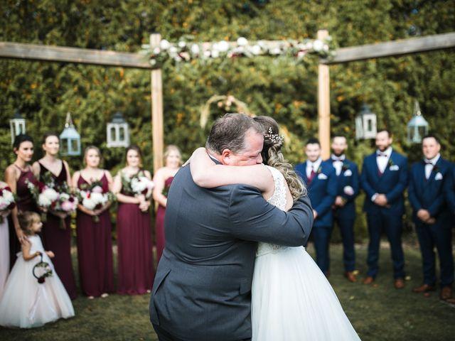 Adam and Chelsea's wedding in Peterborough, Ontario 38