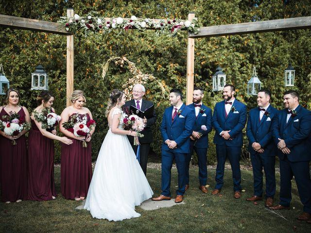 Adam and Chelsea's wedding in Peterborough, Ontario 39