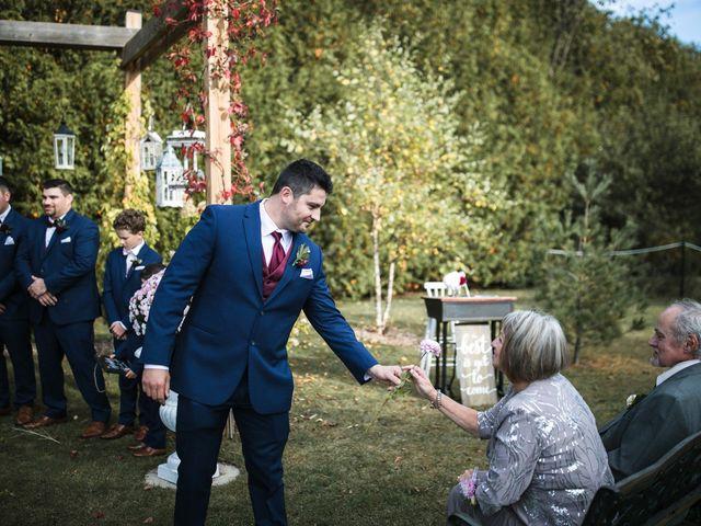 Adam and Chelsea's wedding in Peterborough, Ontario 40