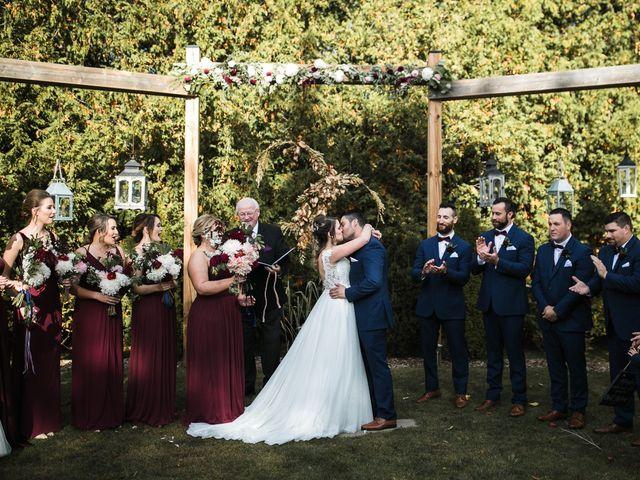 Adam and Chelsea's wedding in Peterborough, Ontario 41