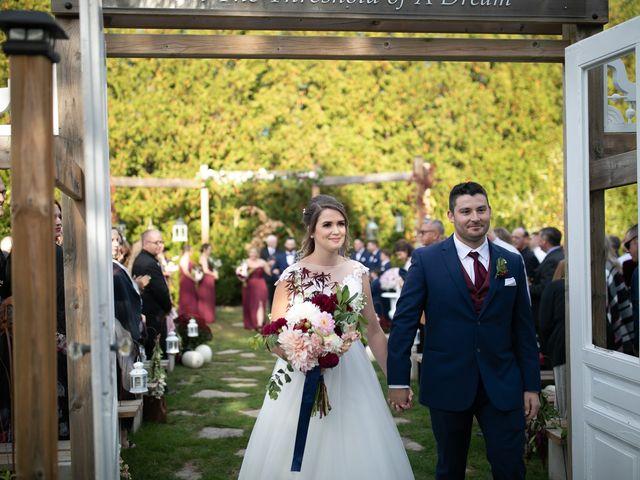 Adam and Chelsea's wedding in Peterborough, Ontario 45