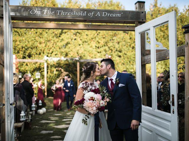 Adam and Chelsea's wedding in Peterborough, Ontario 46