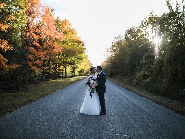 Adam and Chelsea's wedding in Peterborough, Ontario 50
