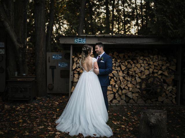 Adam and Chelsea's wedding in Peterborough, Ontario 57